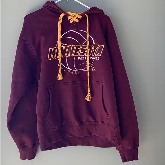 Tops - MN gophers volleyball hoodie